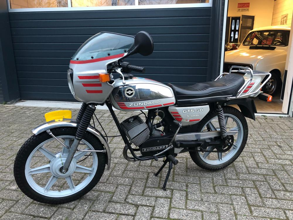 Zundapp GTS 50 / 5 speed