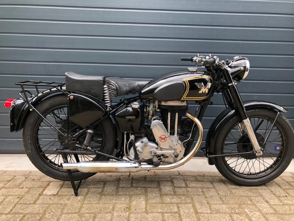 Matchless G3L 1949
